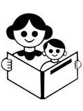 Mutter und Kind Lizenzfreie Stockfotografie