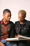 Mutter und Sohn Lizenzfreie Stockfotos