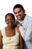 Mutter und Sohn Lizenzfreies Stockbild