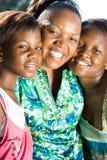 Mutter und Töchter Stockfotografie