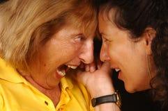 Mutter und Tochter 3 lizenzfreie stockfotografie