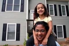 Mutter und Tochter Lizenzfreie Stockbilder