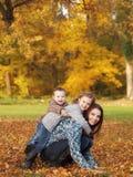 Mutterhexekinder Stockfotografie