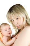 Mutterschaft Stockfoto