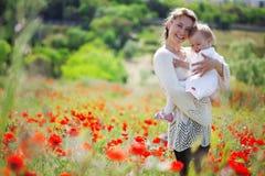Mutterschaft Stockfotografie