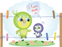 Muttertag Stockfoto