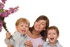 Muttertag Lizenzfreie Stockfotografie