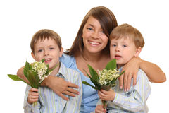 Muttertag Stockbilder