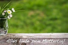 Muttertag 003-130429 stockbild