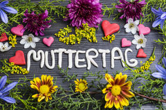 Muttertag Royaltyfria Foton