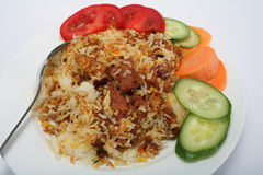 Mutton biriyani Stock Photos