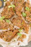 Mutton Chaap Stock Photo