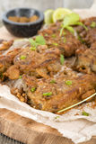 Mutton Chaap Stock Photography