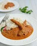 Mutton Curry Royalty Free Stock Image