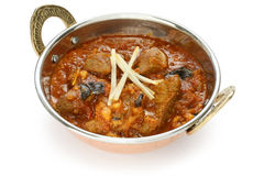 Mutton curry , indian food Royalty Free Stock Photos