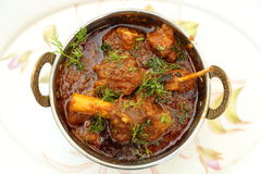 Mutton Dish Stock Photos