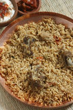 Mutton Gosht Biryani Royalty Free Stock Photos