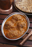 Mutton kofta curry from India Royalty Free Stock Image