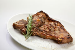 Mutton rib Royalty Free Stock Image