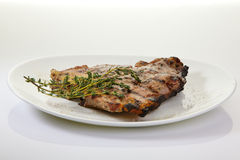 Mutton rib Stock Photos