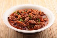Mutton roast Stock Photos