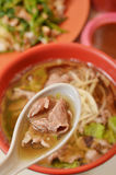 Mutton soup Royalty Free Stock Photo