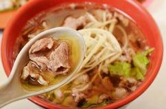 Mutton soup Stock Photos
