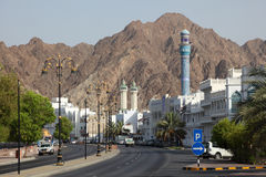 Muttrah Corniche, Oman Royalty Free Stock Image