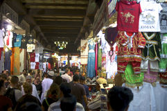 The muttrah muscat souk Stock Image