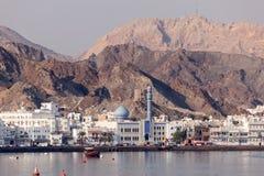 Muttrah, Sultanat von Oman Stockbilder
