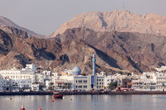 Muttrah, sultanato de Omã imagens de stock