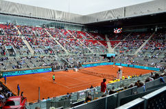 Mutua Open Madrid Royalty Free Stock Images