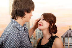 Mutual love. Stock Images