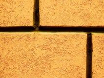 Muur als achtergrond Stock Afbeeldingen
