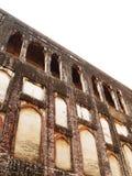 Muur bij Fort Lahore Royalty-vrije Stock Afbeeldingen
