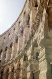 Muur Coliseum stock foto's