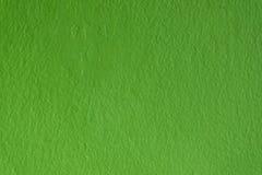 Muur concrete groen Royalty-vrije Stock Afbeeldingen