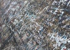 Muur in de kathedraal van Köln Royalty-vrije Stock Foto