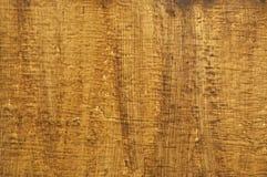 Muur die als houten textuur wordt geschilderd Stock Foto