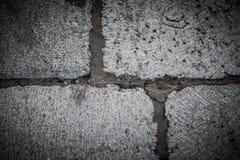 Muur die van natuurlijke steen wordt gebouwd Royalty-vrije Stock Fotografie
