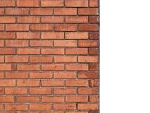 Muur en exemplaarruimte stock afbeelding