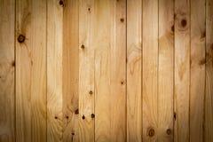 Muur en vloer die doorstane houten achtergrond opruimen Uitstekende textuur Royalty-vrije Stock Fotografie
