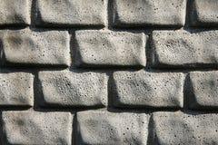 Muur met bakstenen Stock Afbeelding