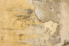 Muur met barsten stock afbeeldingen