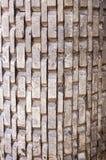 Muur op een achtergrond Stock Afbeelding