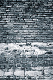 Muur in oude stad Praag Royalty-vrije Stock Afbeeldingen