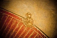 Muur San Gimignano Italië Royalty-vrije Stock Afbeelding