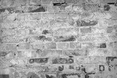 Muur van baksteen Royalty-vrije Stock Foto