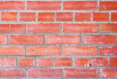 Muur van bakstenen Royalty-vrije Stock Afbeelding