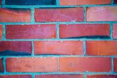 Muur van bakstenen Stock Afbeelding